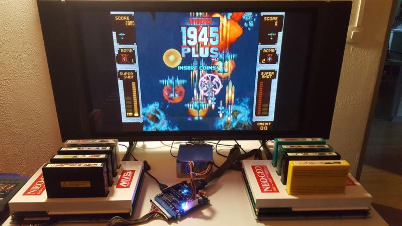 A quoi vous jouez sur Neo Geo en ce moment ? - Page 11 20180162