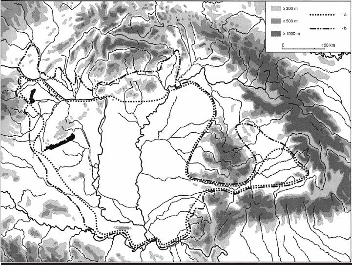 Avari a vznik 1. kniežatstva Slovenov v Panonii 10-85a10