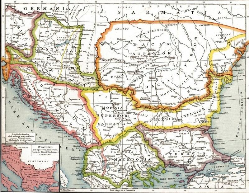 Velká Morava v súvislostiach podla prameňov - Stránka 2 Mapa-d11