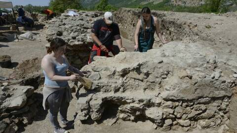 Archeológia rádiokarbónová datovania