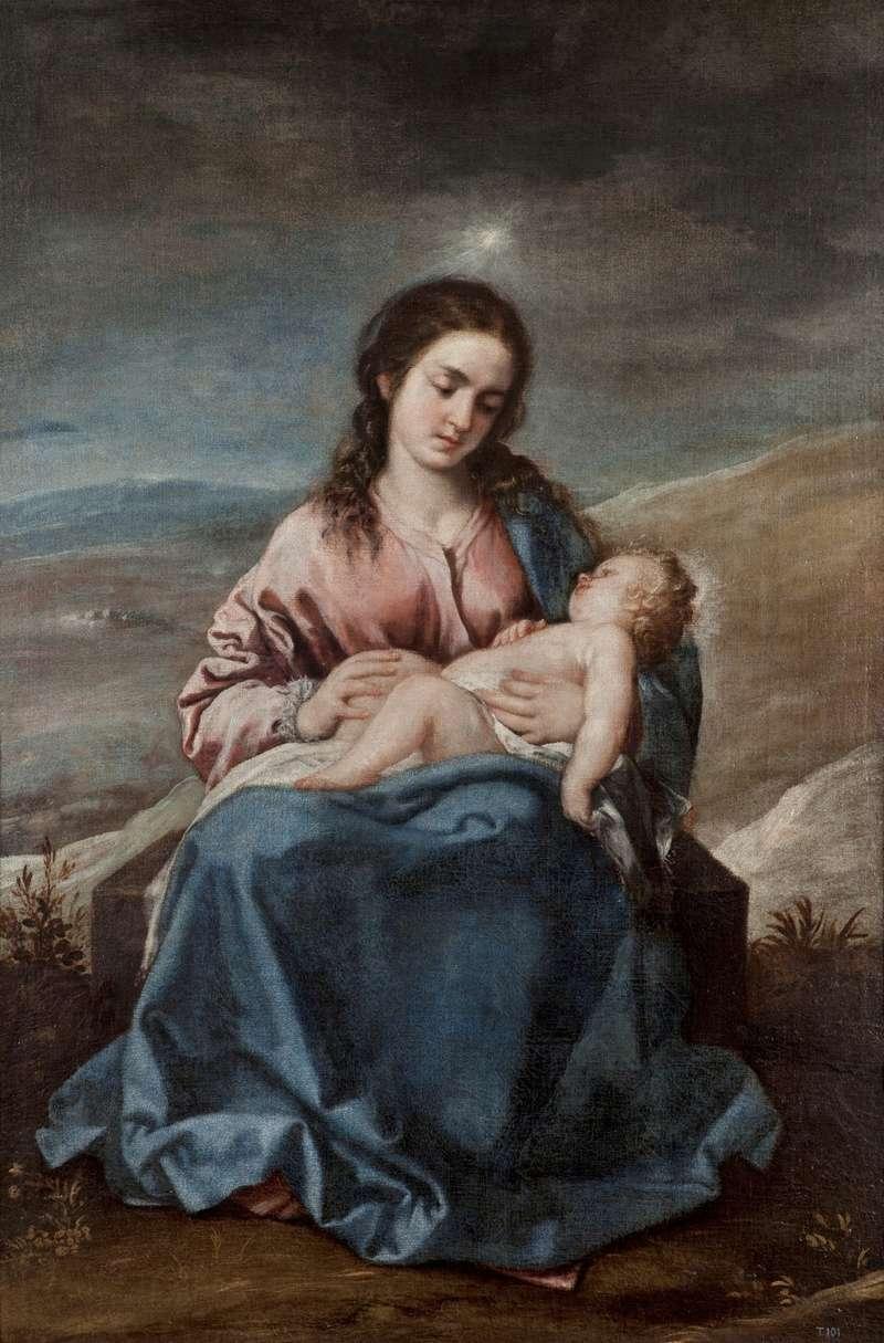 La Virgen del Lucero, el Alonso Cano más tierno 0bafa010