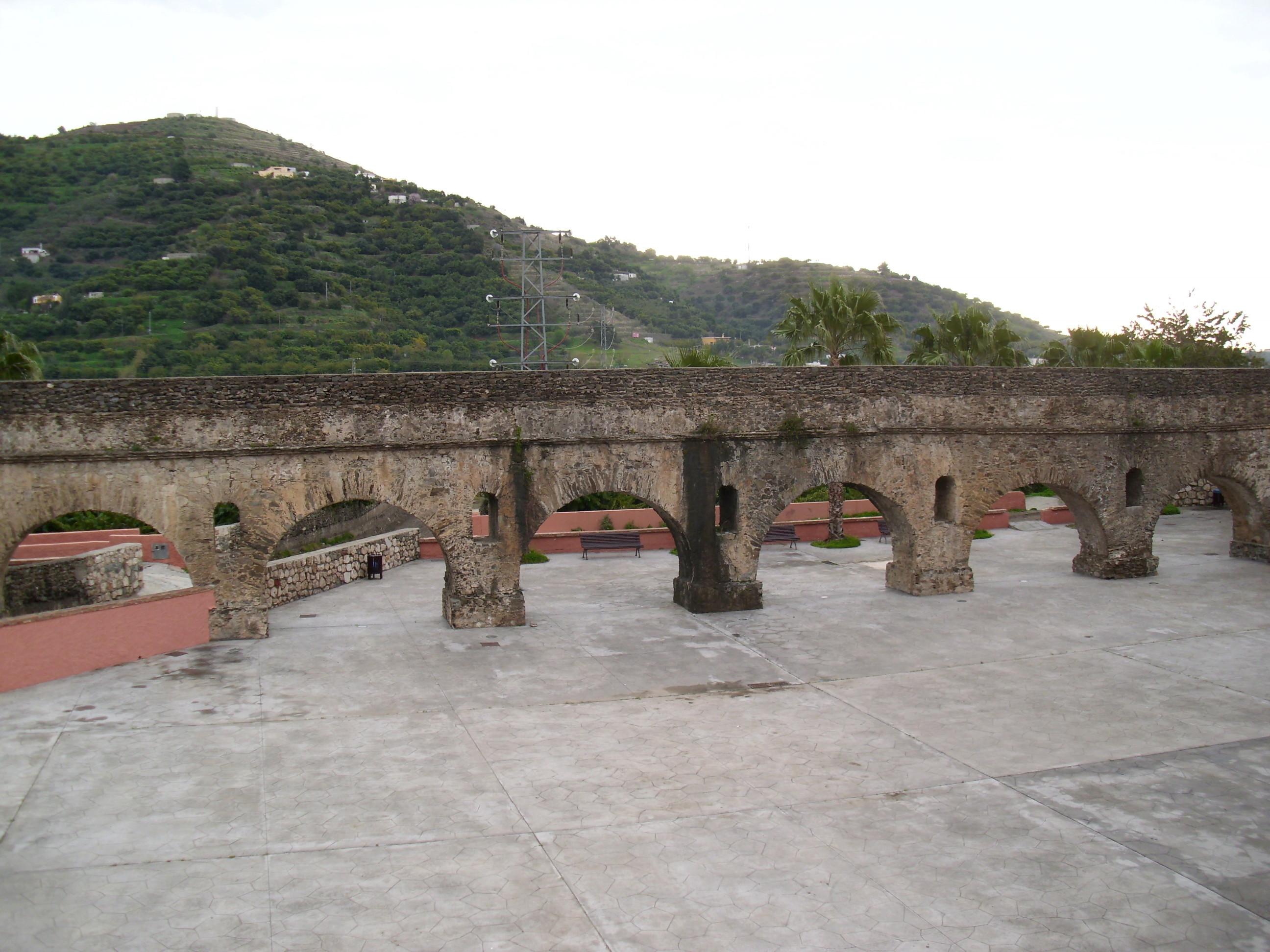 Acueducto romano de Almuñécar 2014-010