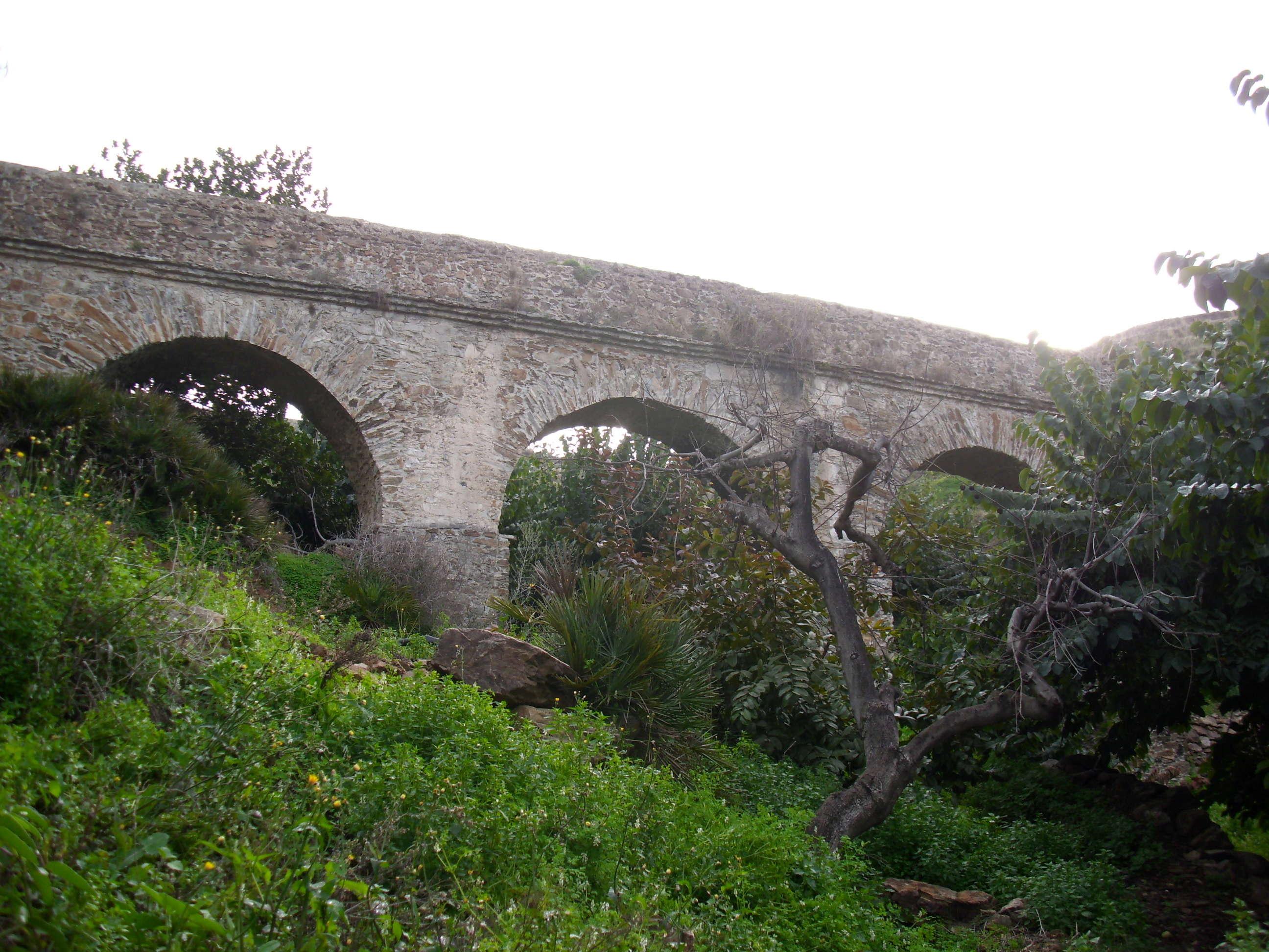Acueducto romano de Almuñécar 2014-011