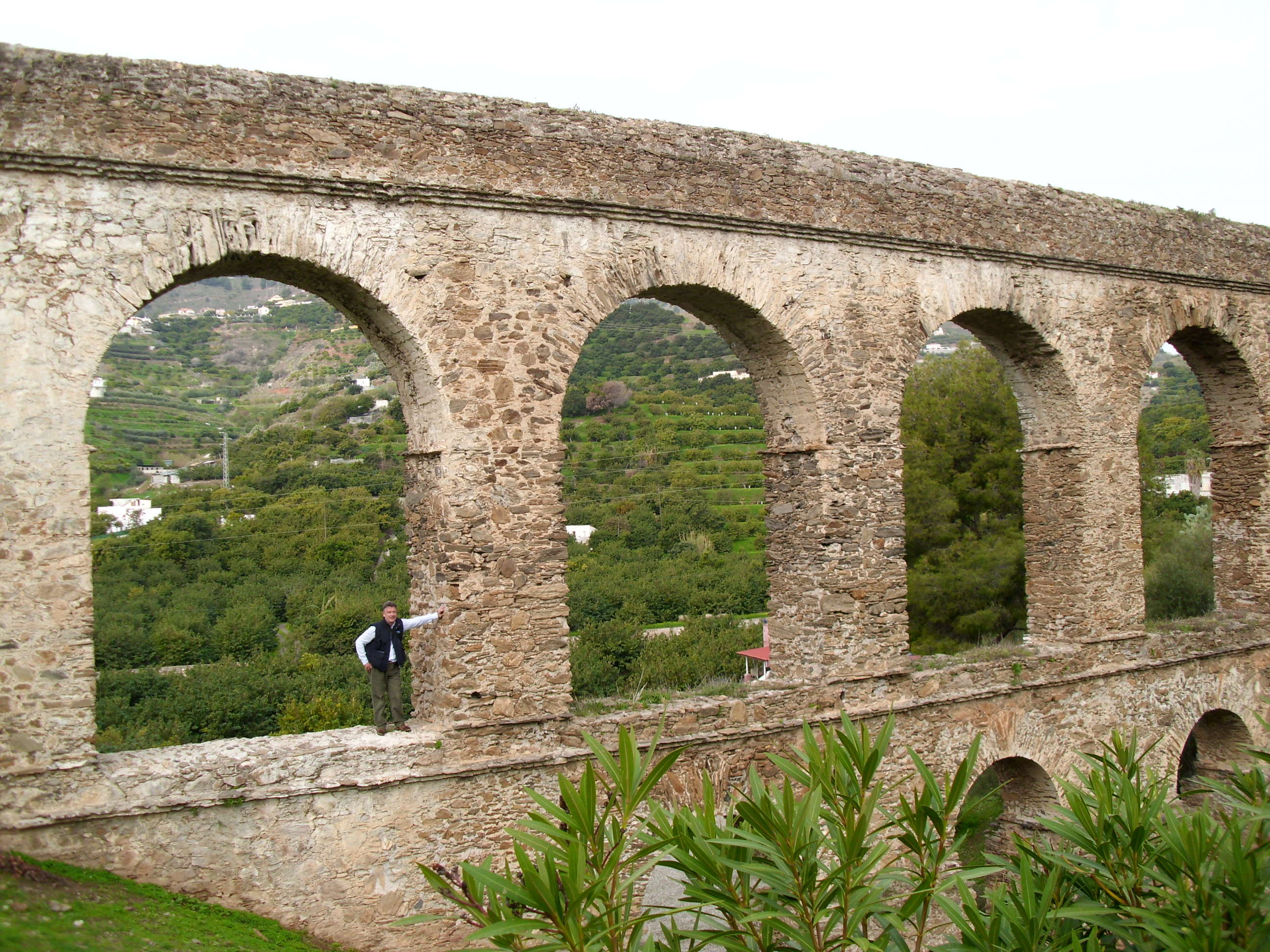 Acueducto romano de Almuñécar 2014-016