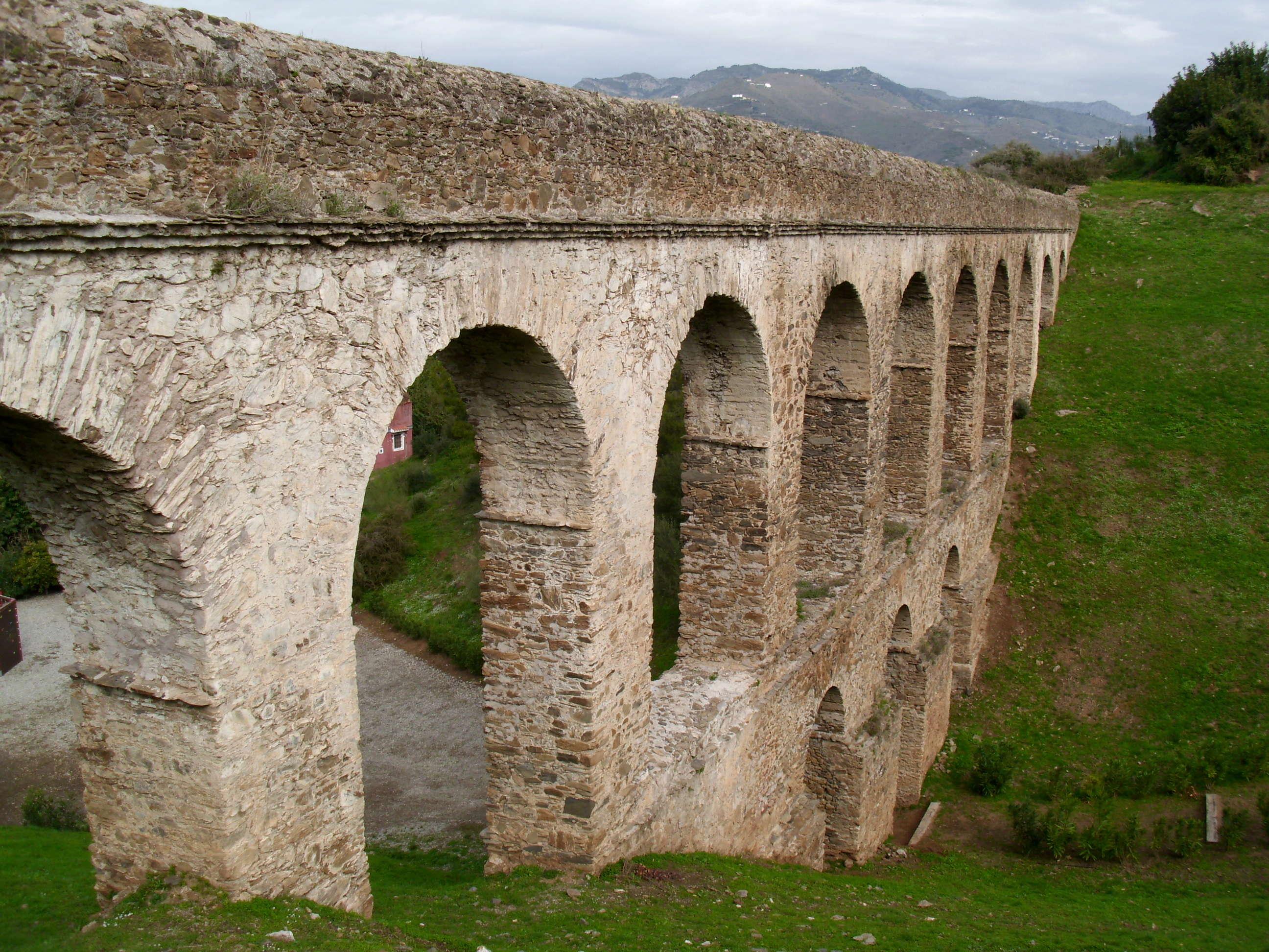 Acueducto romano de Almuñécar 2014-017