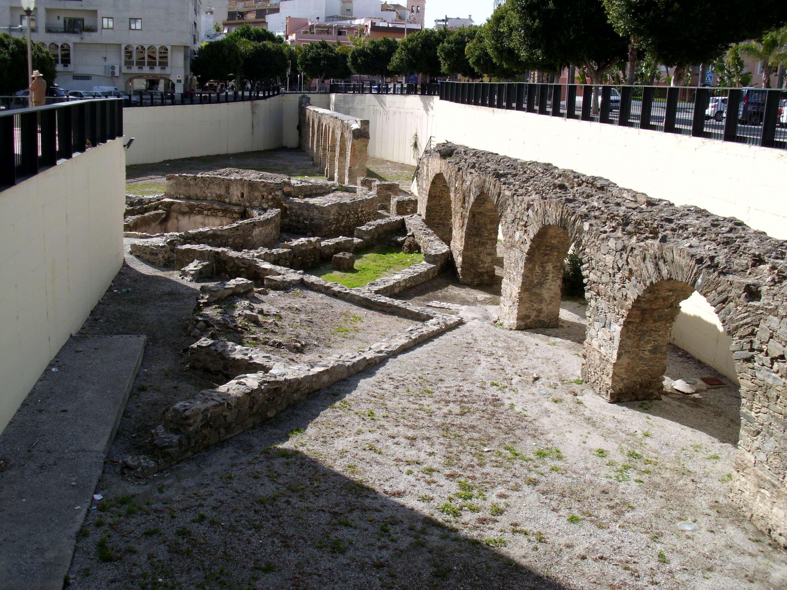 Acueducto romano de Almuñécar 2014-020