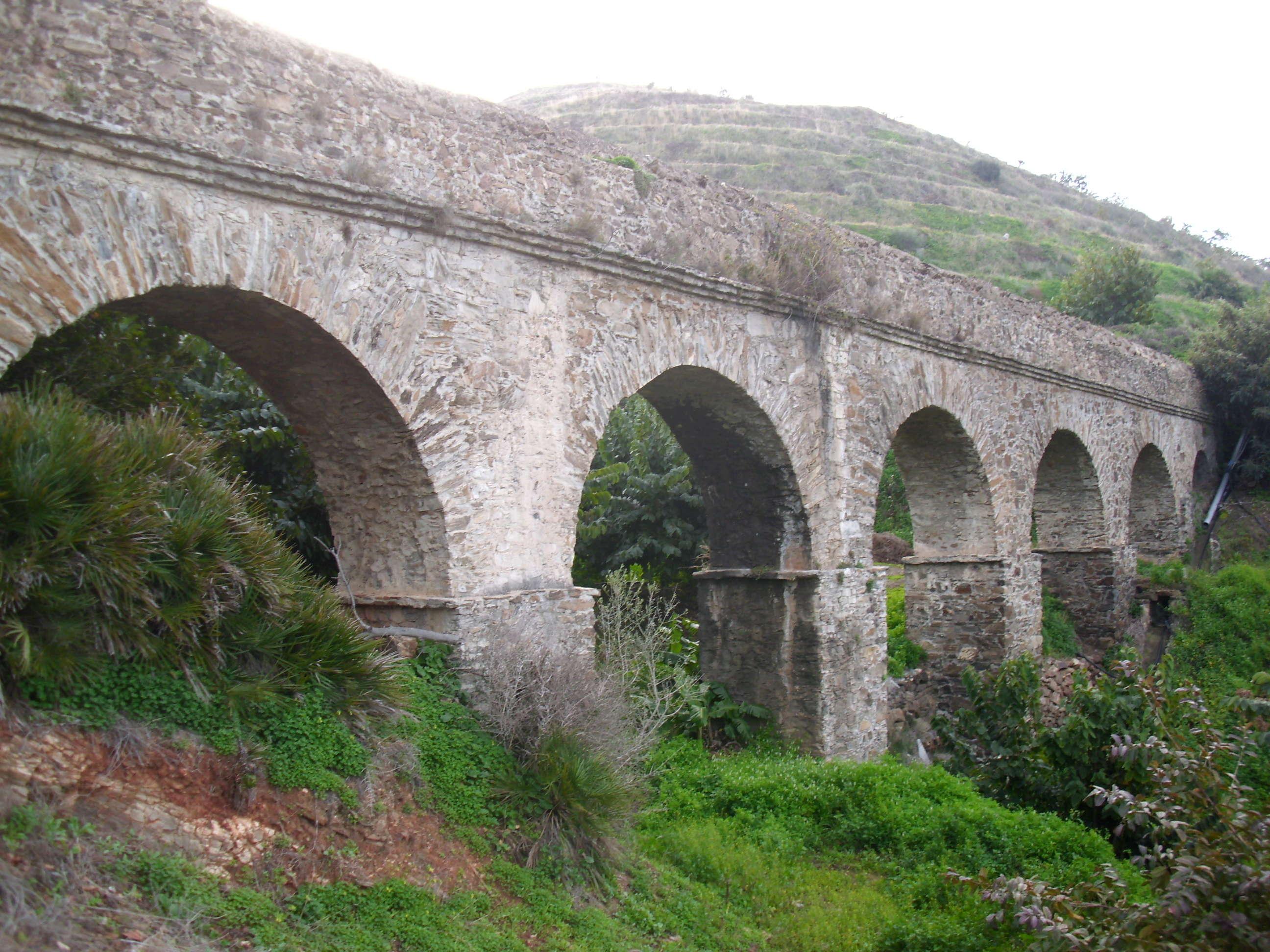 Acueducto romano de Almuñécar 2014-021