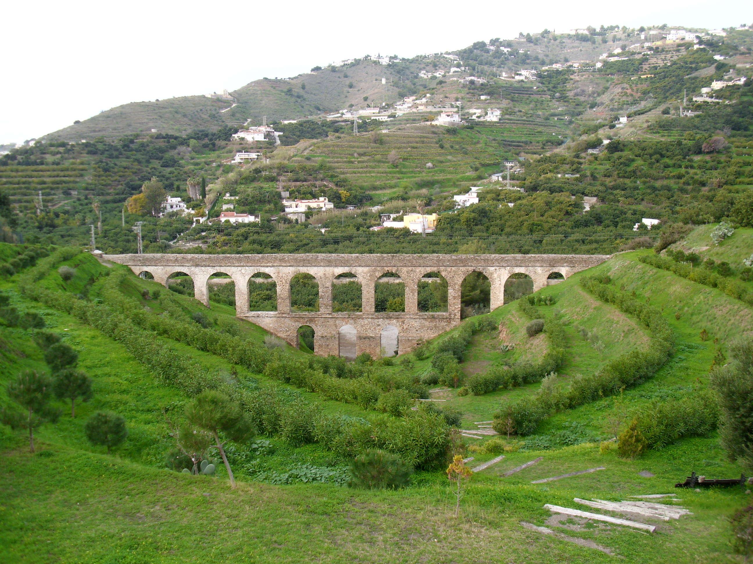 Acueducto romano de Almuñécar 2014-024
