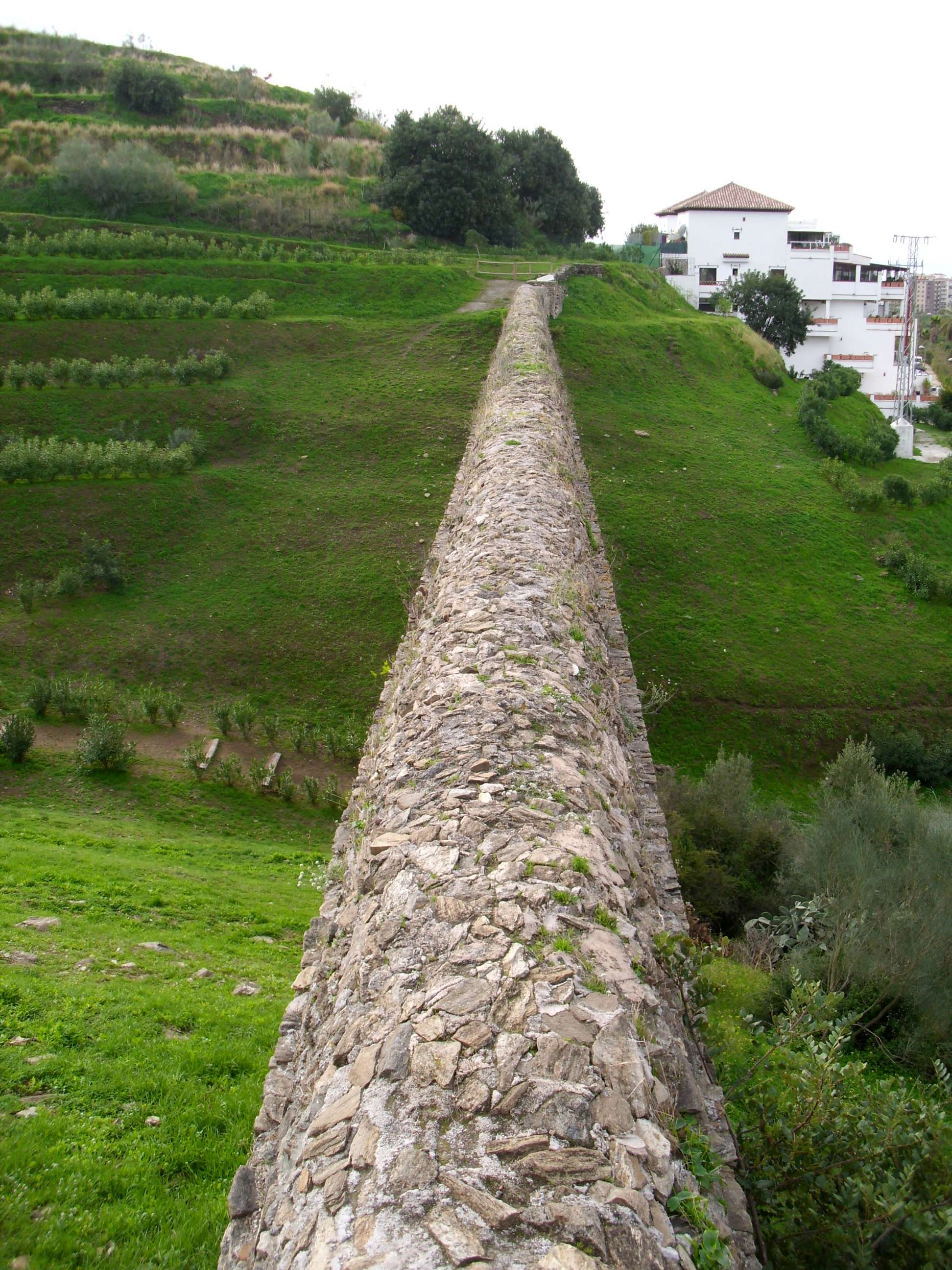 Acueducto romano de Almuñécar 2014-026