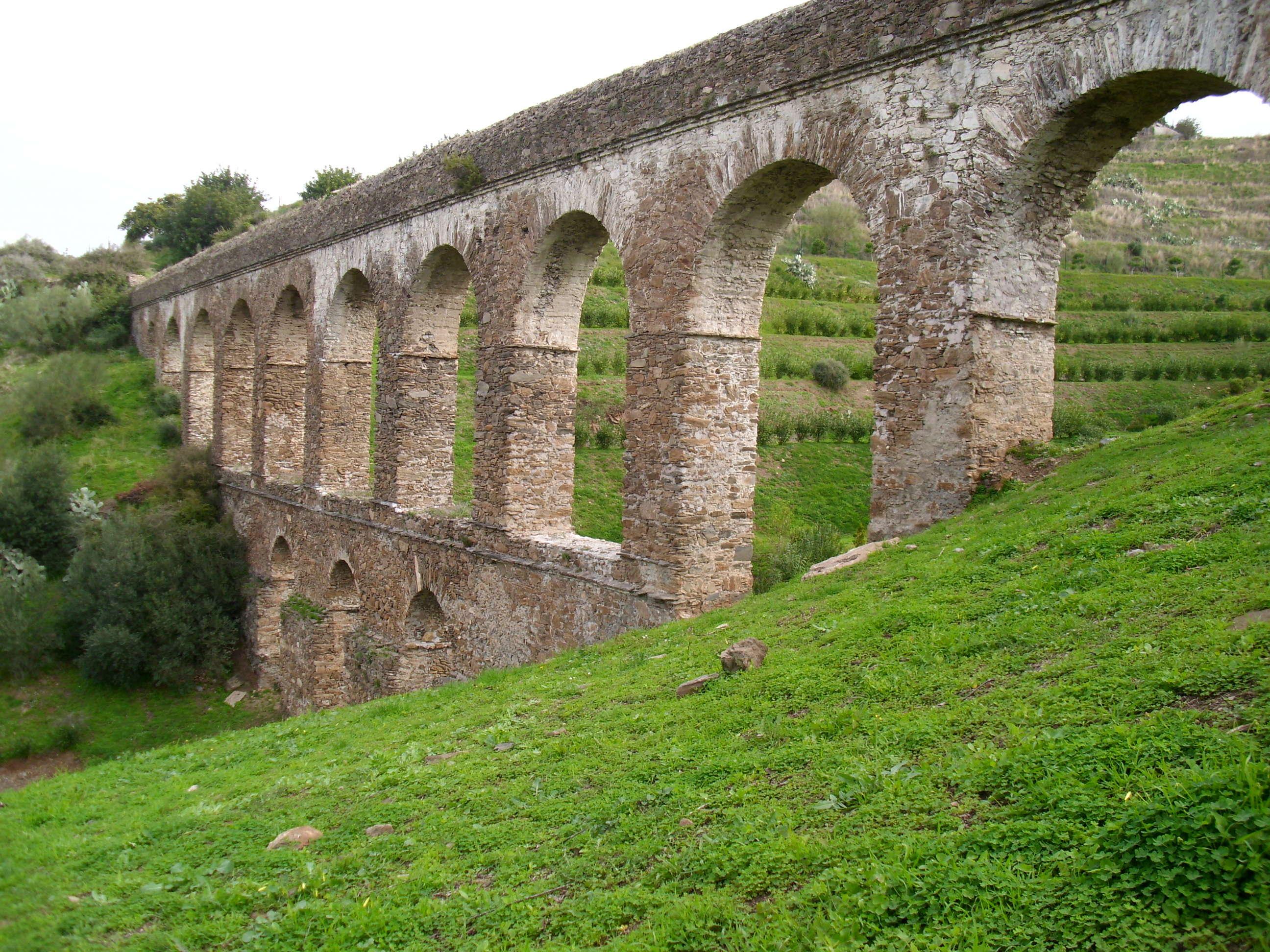 Acueducto romano de Almuñécar 2014-027