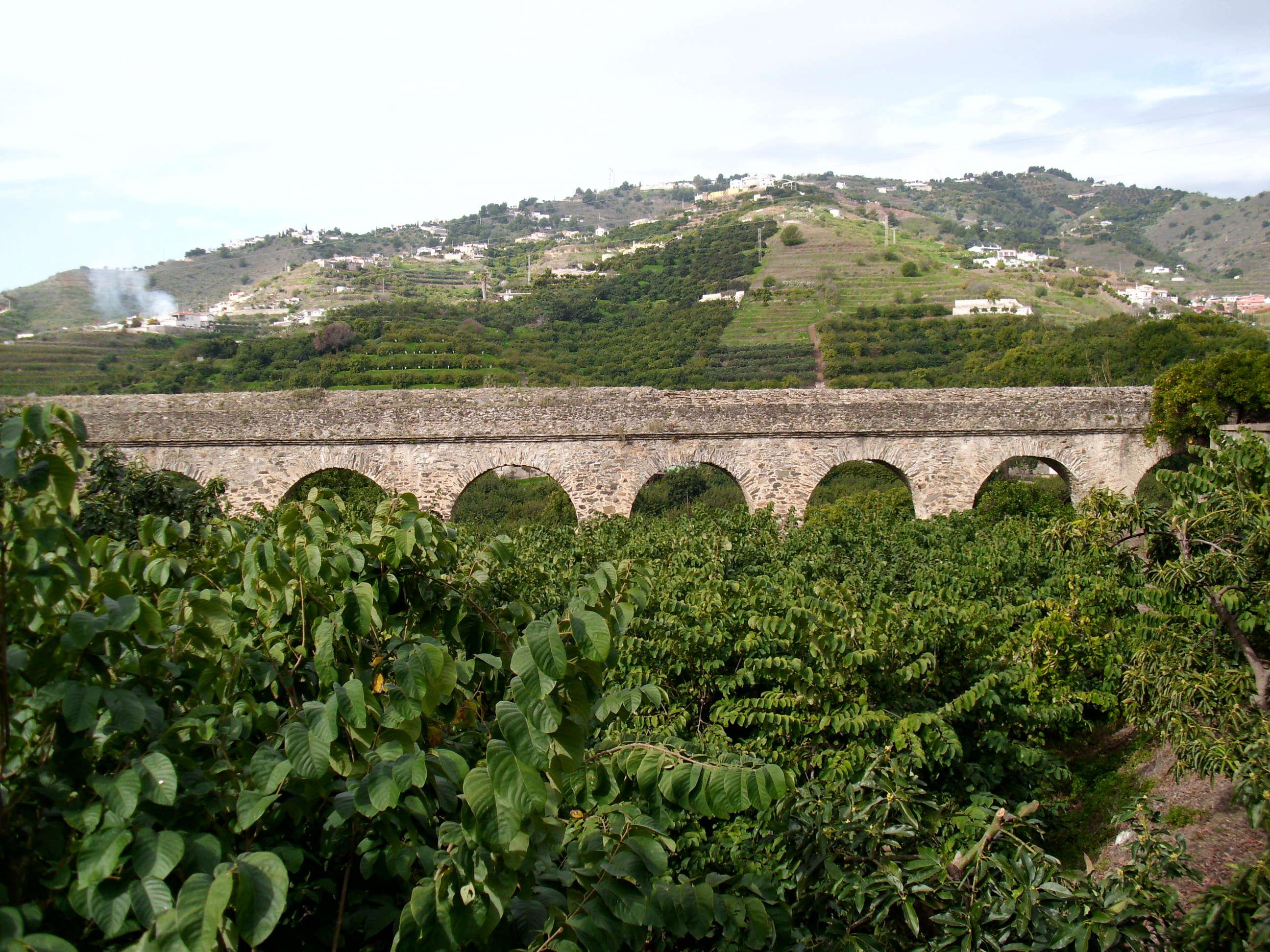 Acueducto romano de Almuñécar 2014-028