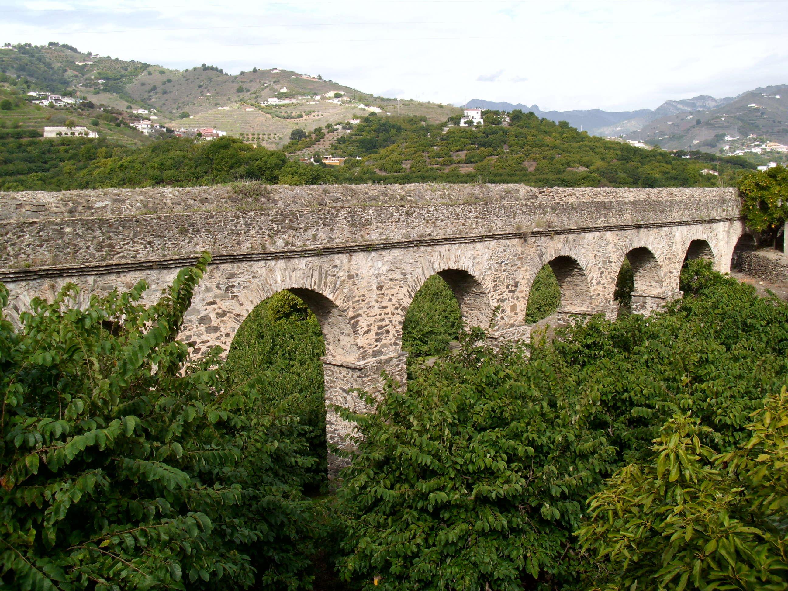 Acueducto romano de Almuñécar 2014-029