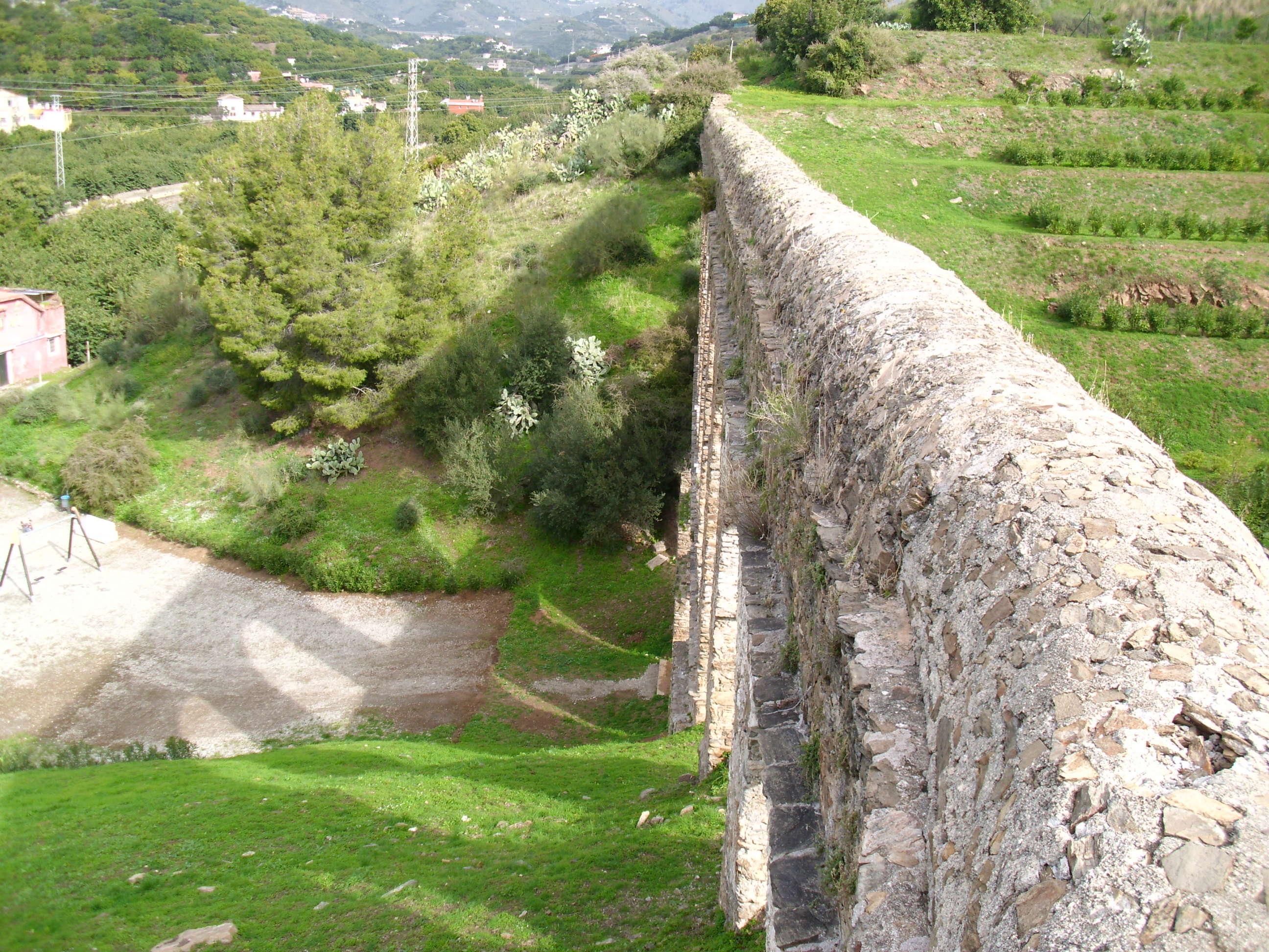 Acueducto romano de Almuñécar 2014-031