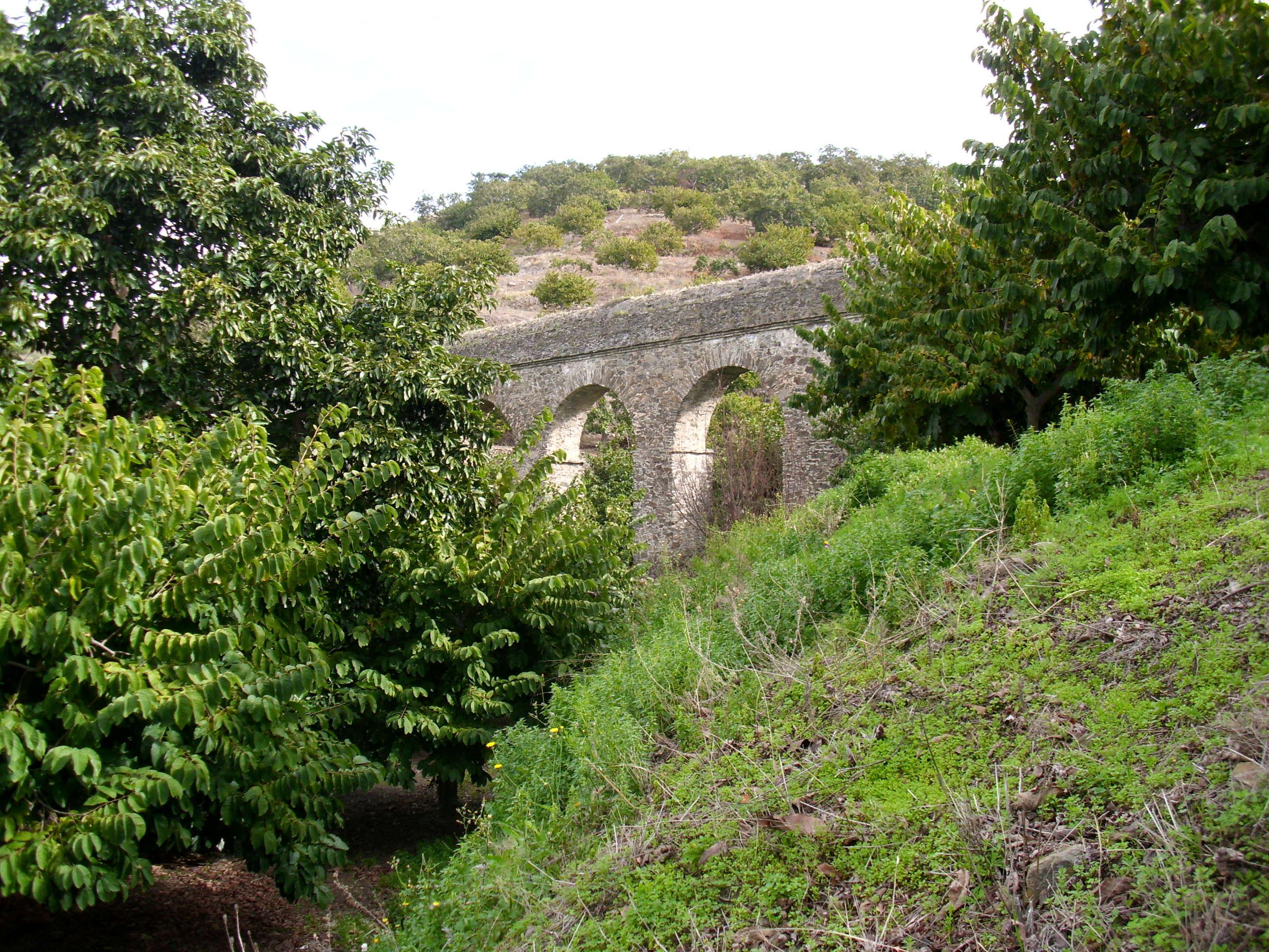 Acueducto romano de Almuñécar 2014-034