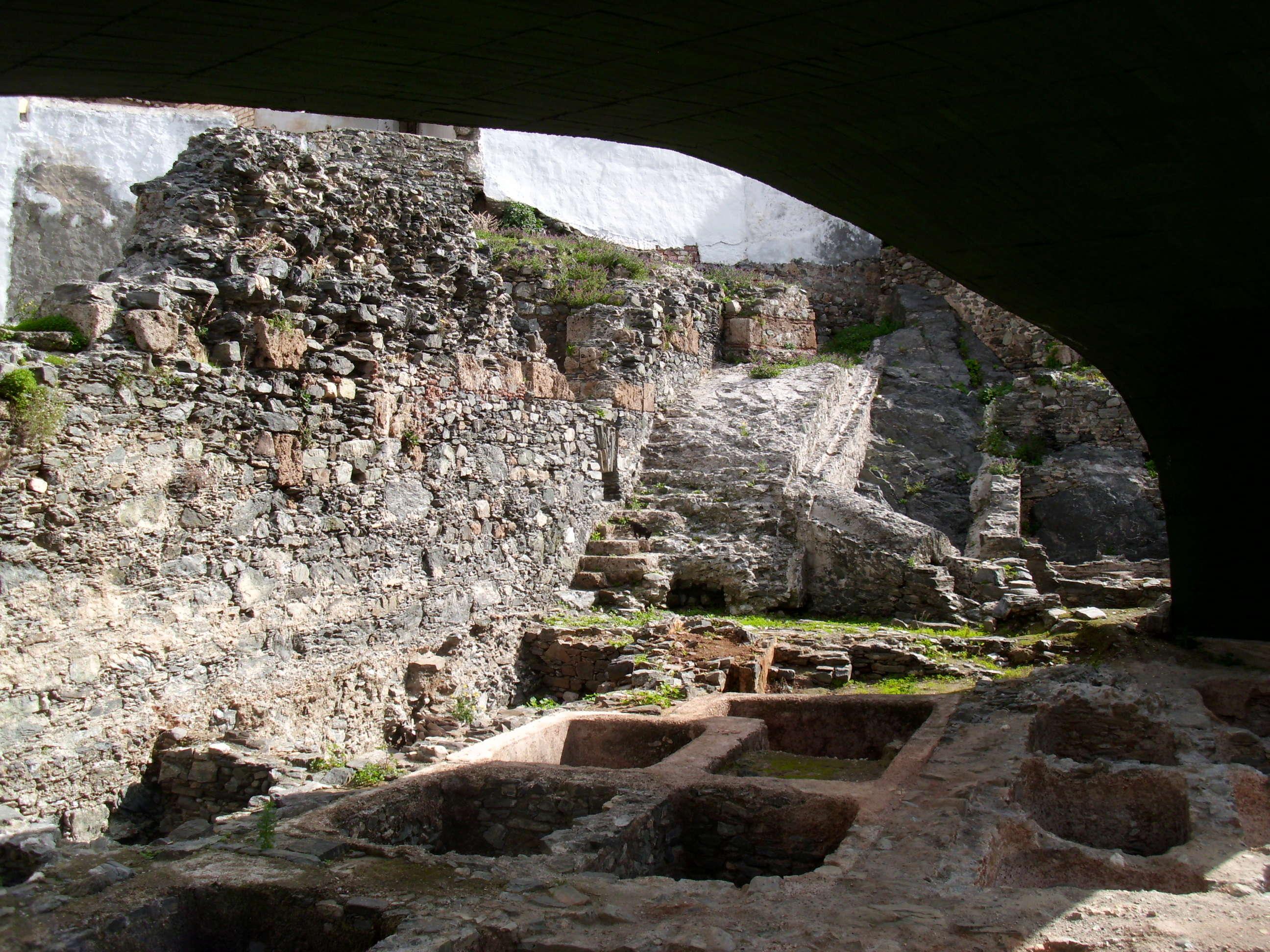Acueducto romano de Almuñécar 2014-037