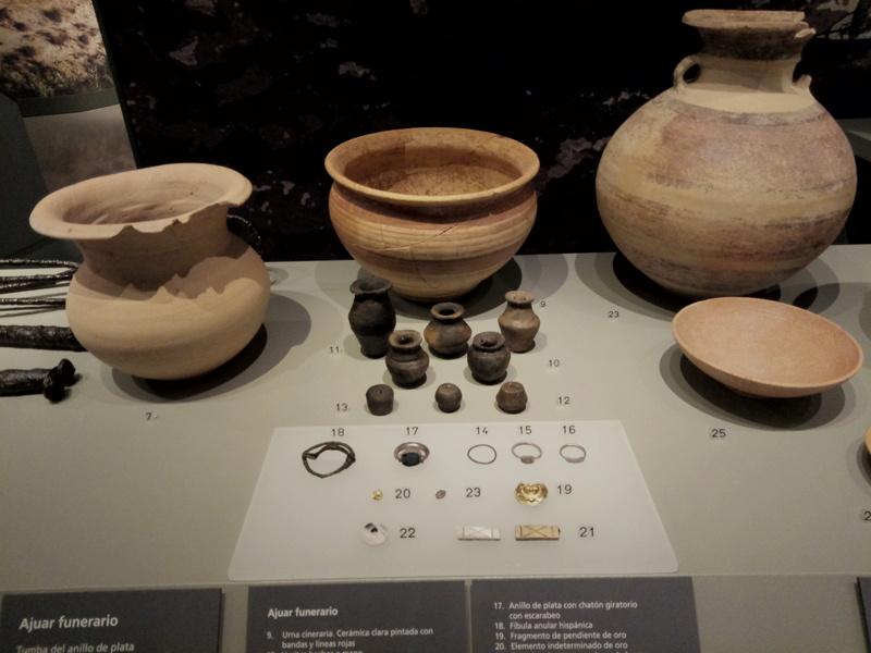Museos Íbero y Arqueológico de Jaén 2018-030