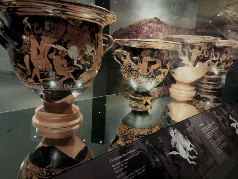 Museos Íbero y Arqueológico de Jaén 2018-042