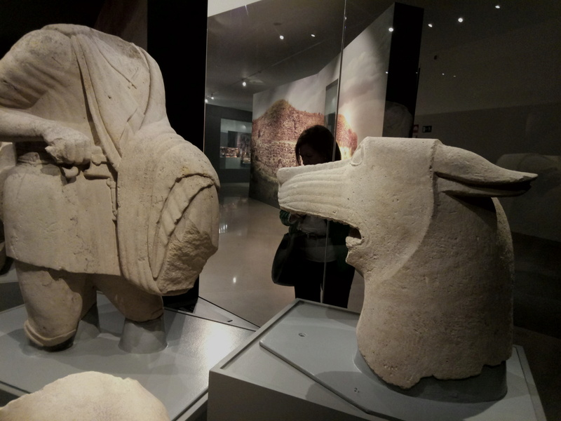 Museos Íbero y Arqueológico de Jaén 2018-046