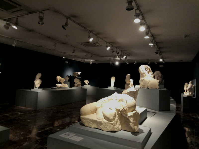 Museos Íbero y Arqueológico de Jaén 2018-052
