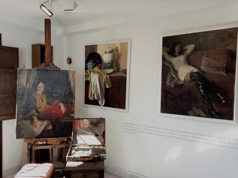 Museo Max Moreau, Granada 2018-088