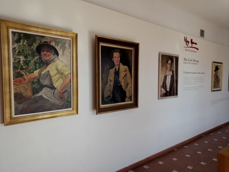 Museo Max Moreau, Granada 2018-090