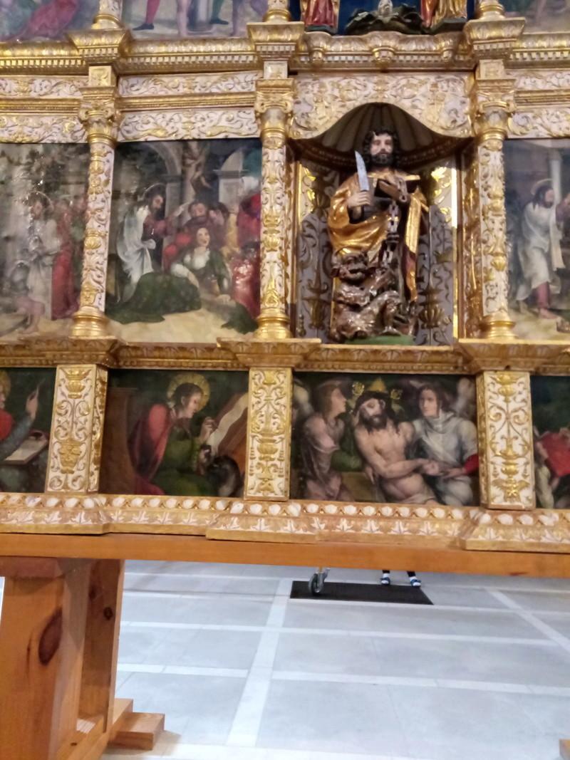 Museo del retablo, Burgos 2018-107