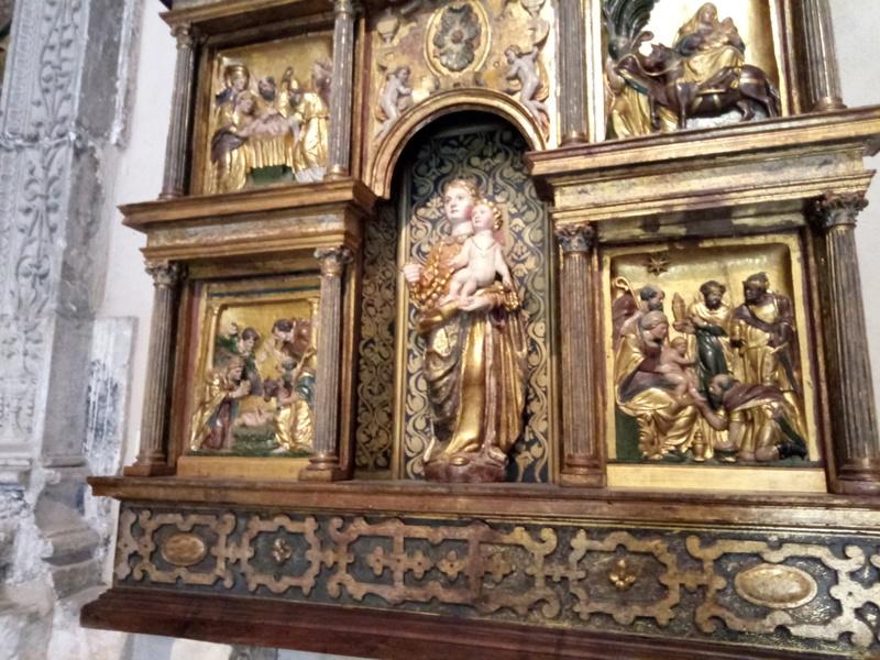 Museo del retablo, Burgos 2018-108