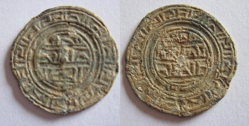 Amuleto en plomo G3410