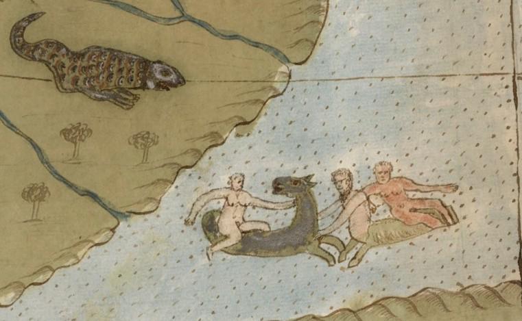 Un mapa colosal para perderse en el siglo XVI Nuevo-13