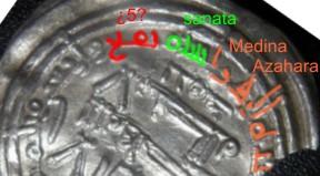 Dírham de Abderramán III, Medina Azahara, 345 H Sam_0110