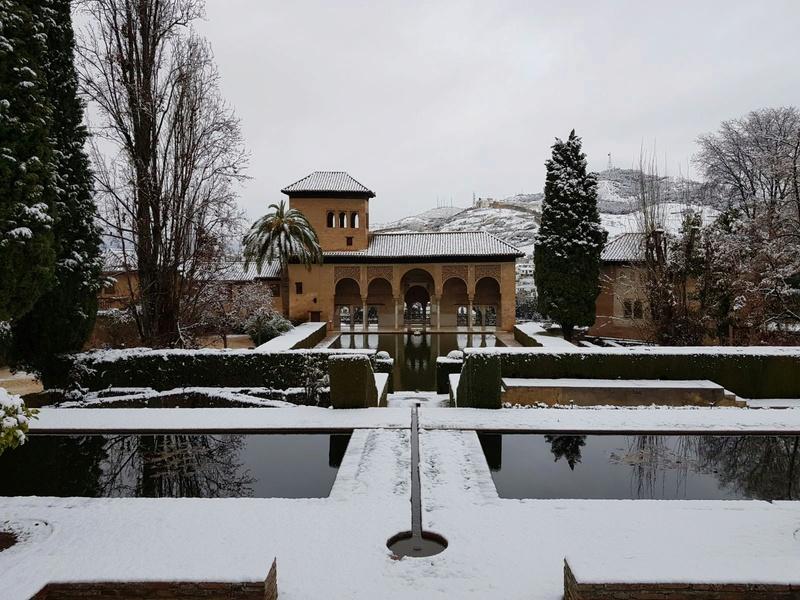 Granada, siempre maravillosa Yndice11