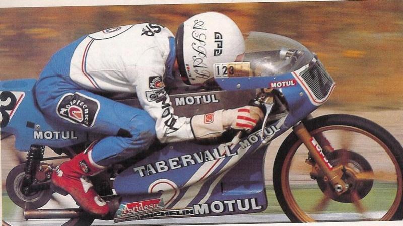 Réplica Bultaco 50 MOTUL Carmona 1982 1982_b10