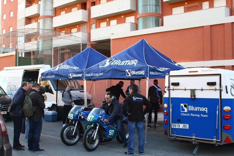 Réplica Bultaco 50 MOTUL Carmona 1982 - Página 19 26850110