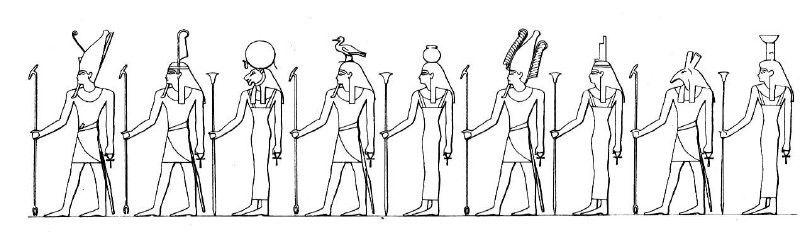 Las Dinastías Divinas. 1-1-112