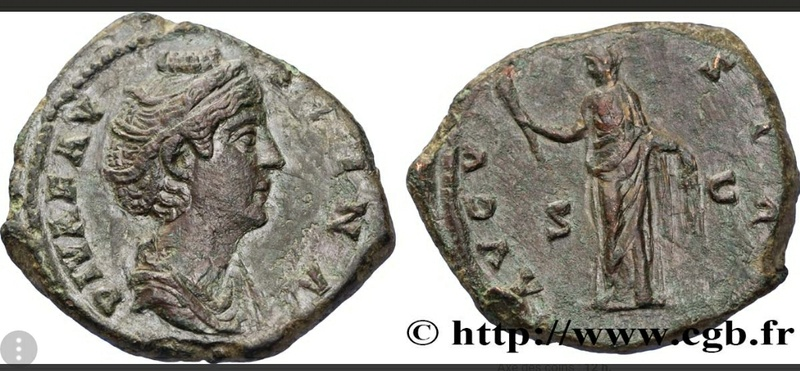 As de Faustina I. AVGVSTA - S C.Ceres sedente a izq. Roma. Screen18