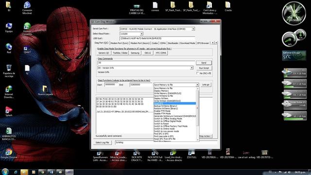 Unlock Modem Router Huawei E58XX 412