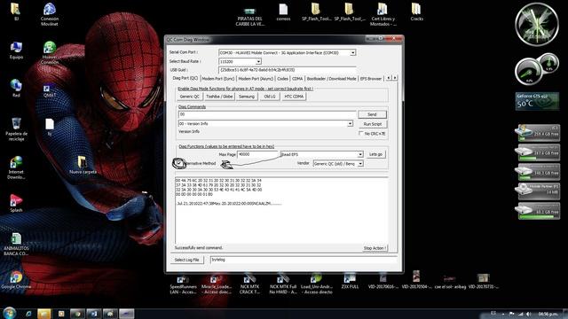 Unlock Modem Router Huawei E58XX 512