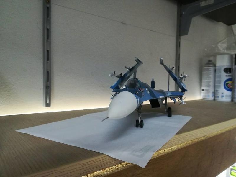 Su-33, Kinetic 1/48 - Σελίδα 2 26195810