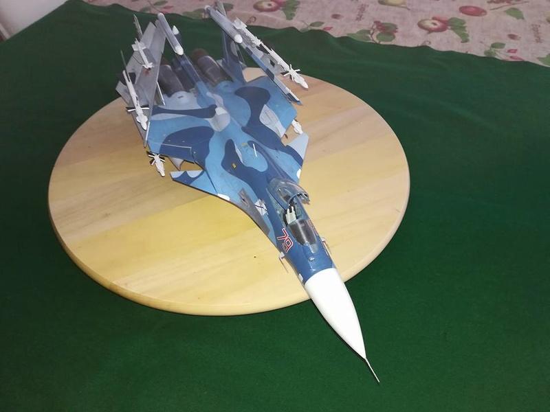 Su-33, Kinetic 1/48 - Σελίδα 2 26195910