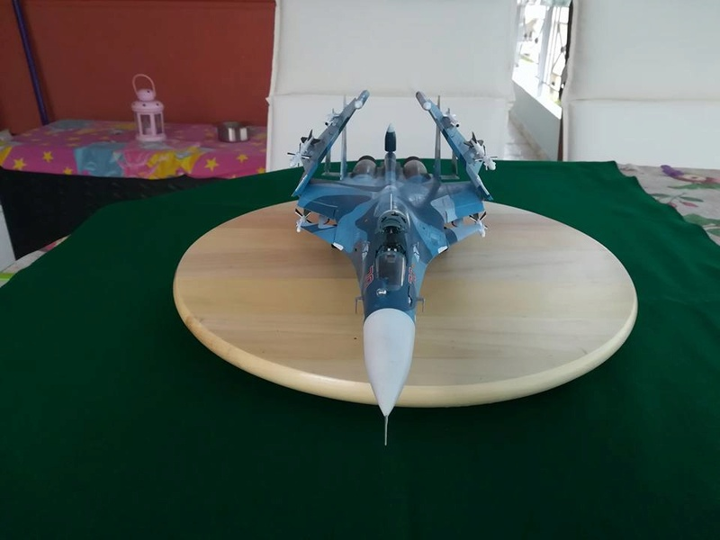 Su-33, Kinetic 1/48 - Σελίδα 2 26196310