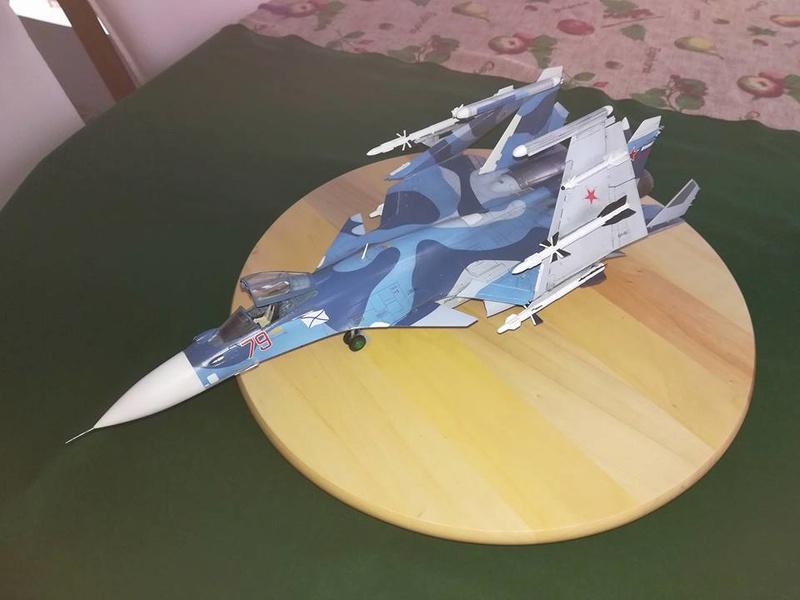 Su-33, Kinetic 1/48 - Σελίδα 2 26231010