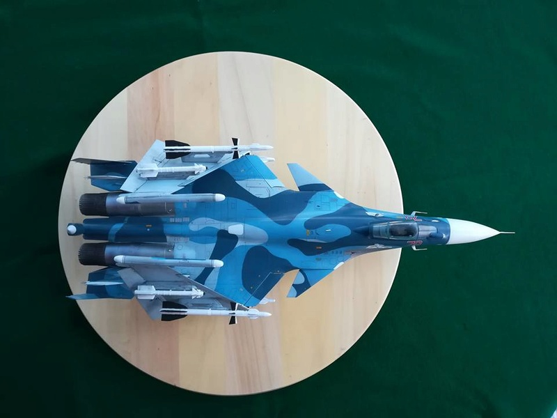 Su-33, Kinetic 1/48 - Σελίδα 2 26231410