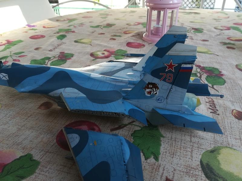 Su-33, Kinetic 1/48 - Σελίδα 2 Img_2028