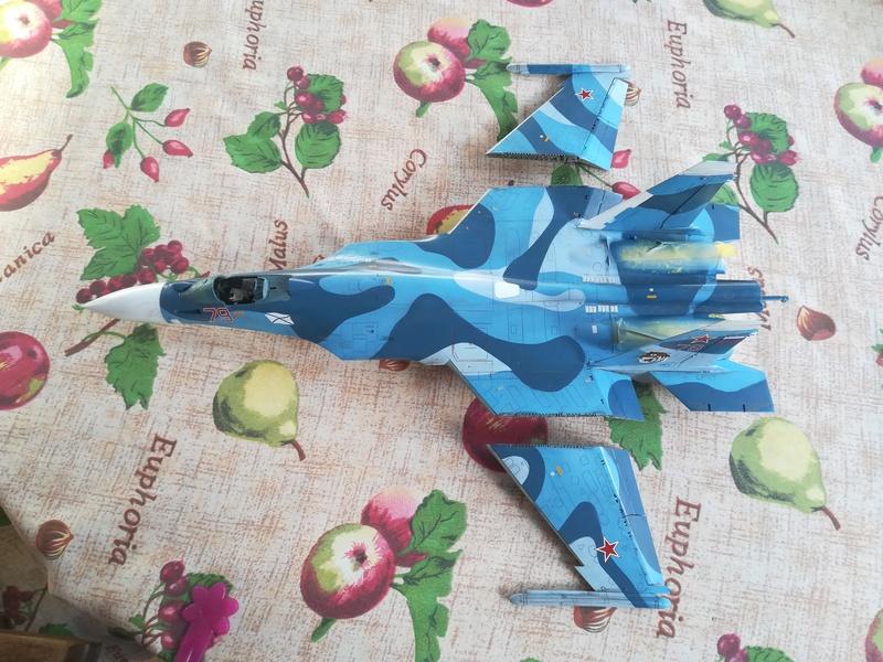 Su-33, Kinetic 1/48 - Σελίδα 2 Img_2029
