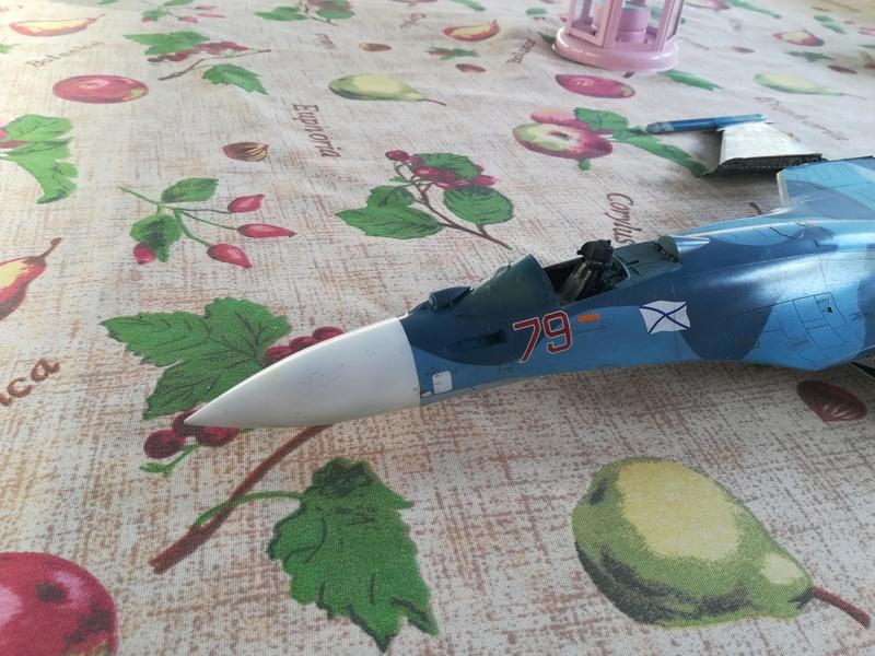 Su-33, Kinetic 1/48 - Σελίδα 2 Img_2030