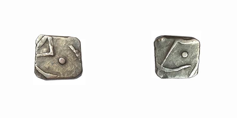 1/2 Paisa (Dhingla paisa). 1938-1941 4b0a9310