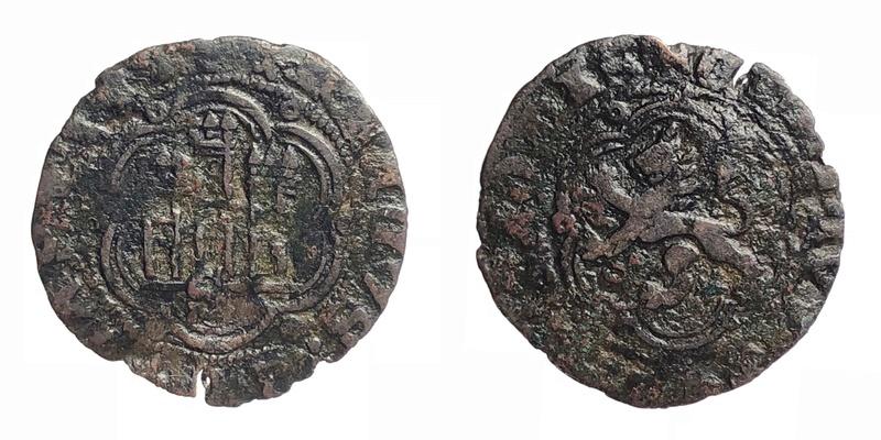 Blanca de Enrique III. Sevilla 8b2c7710