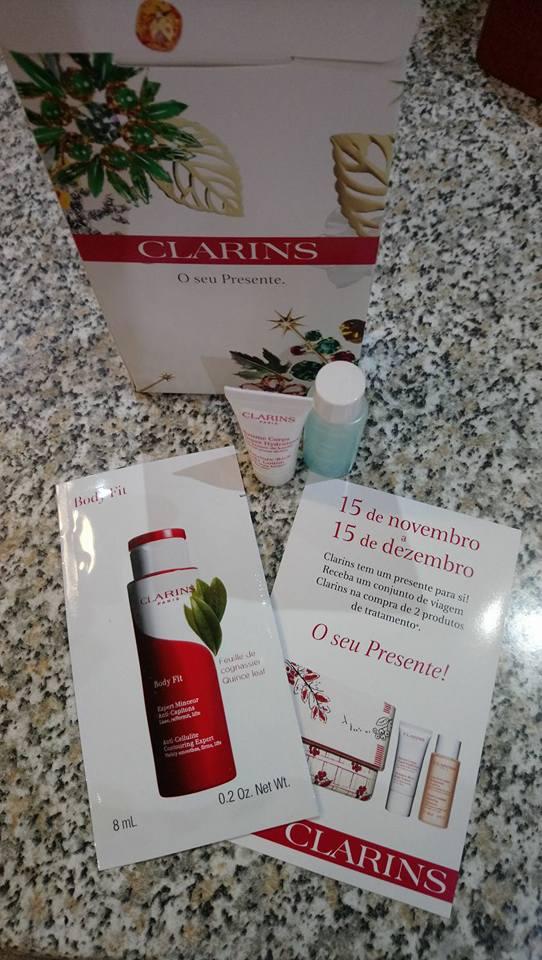Amostras Clarins-7000 kits de amostras  23905310