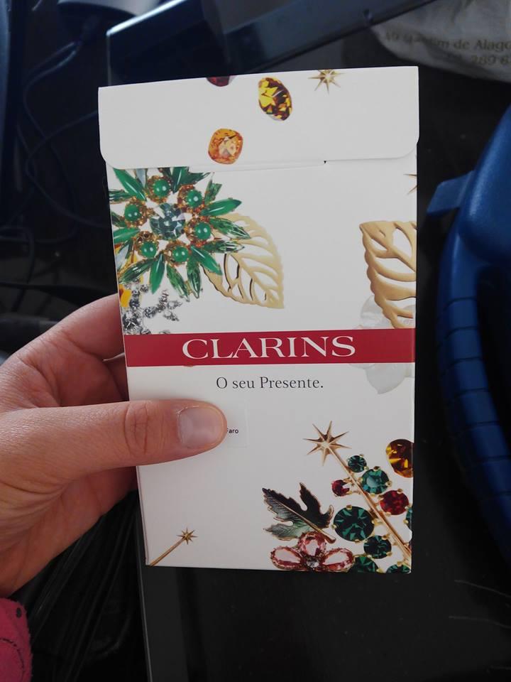 Amostras Clarins-7000 kits de amostras  24232010