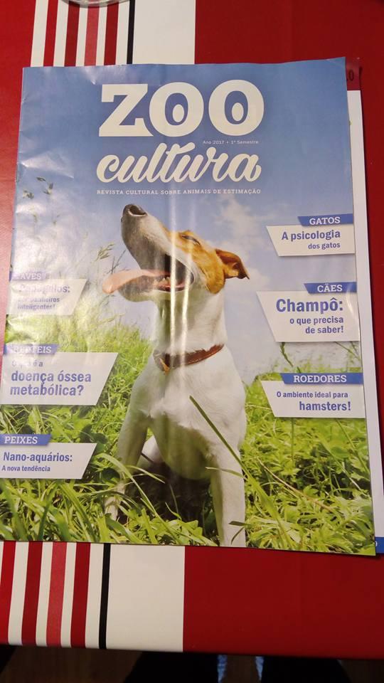 Amostras Orni-ex - Revista Zoo Cultura 24296610